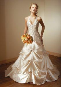 Весільні сукні – Які моделі модні в 2018 році  9127b74696ade