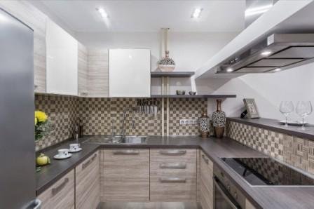 дизайн маленької кухні інтерєр кухні фото кухонь жіночий портал