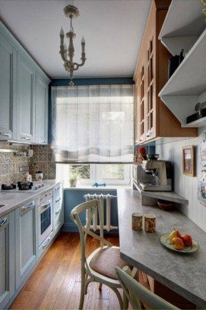 Дизайн кухні 2018 року  Нові тренди в інтер єрі кухні d6cf4eb72abfa