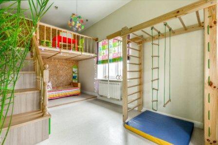 дитяча кімната фото дизайн